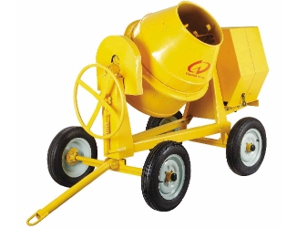 Local Hire Services Concrete Mixer
